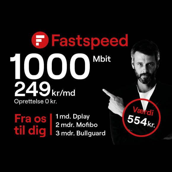 1000/100 Mbit | Gratis streaming